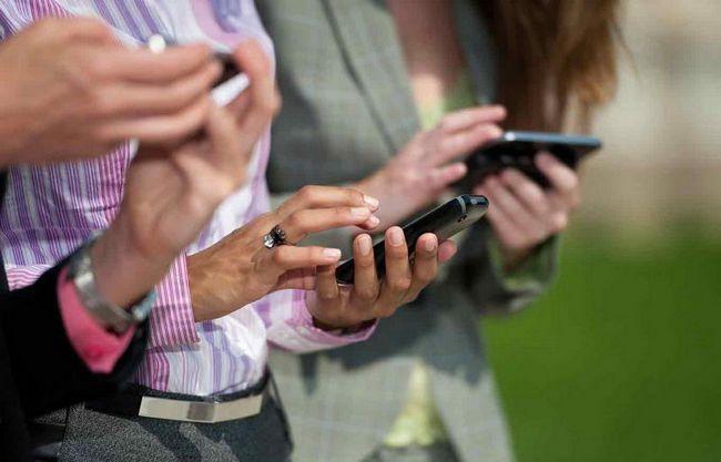 4 Серйозні проблеми зі здоров`ям, викликані вашим смартфоном