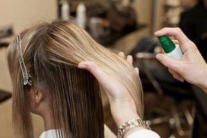 Пантенол для волосся у формі спрею