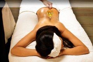 Аюрведичний масляний масаж