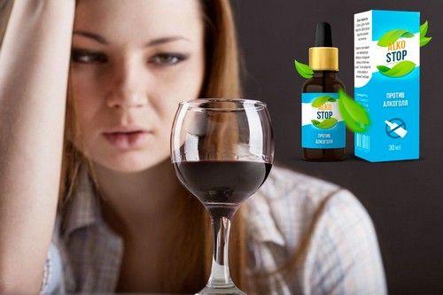 Алкостоп - сучасний препарат від алкоголізму