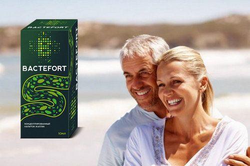 Bactefort - натуральний препарат проти паразитів