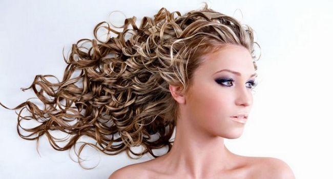 Біохімічна завивка волосся