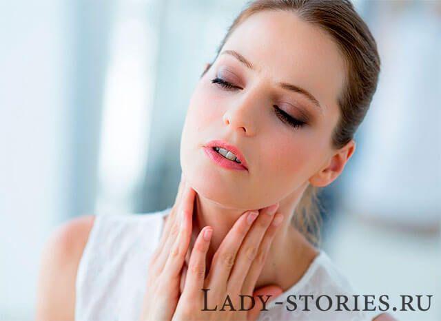 Чим можна лікувати горло при вагітності