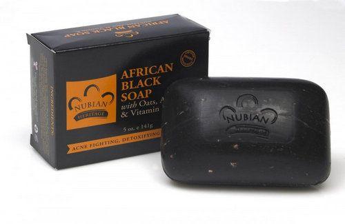 Чорне мило з африки - ноу-хау в косметології