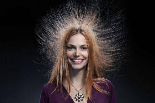 Що робити, якщо волосся сильно електризується?
