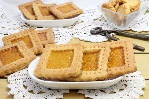 Печиво «Апельсинове»