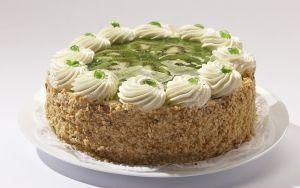 желейний торт