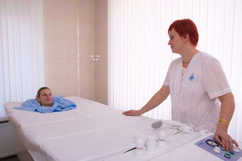 Сухі вуглекислі ванни - протидія хворобам і старості