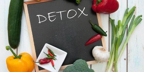 Детокс дієта - природне очищення організму