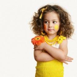 Дитячі зачіски для дівчаток: прості варіанти на різні види волосся