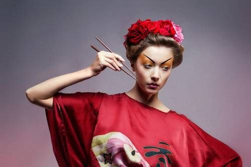 Дієта гейші: секрети японських красунь