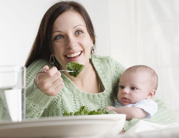 Дієта годуючих мам для схуднення. Як правильно харчуватися?
