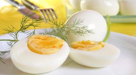 Дієта на яйцях: до мінус 8 кг за 2 тижні