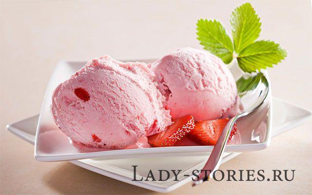 Дієта на морозиві