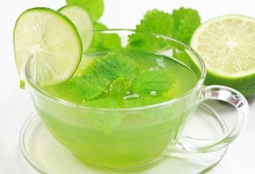 Дієта на зеленому чаї