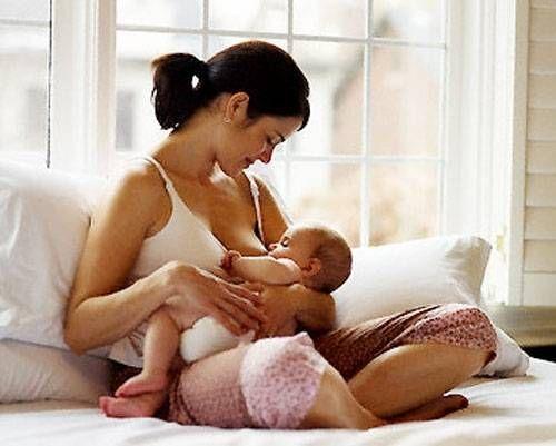 Дієта при годуванні грудьми дитини