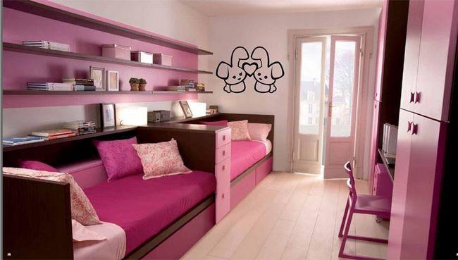 Дизайн кімнати для дівчини. Інтер`єр кімнати для дівчини: особливості