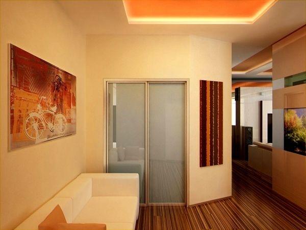 Дизайн коридору в квартирі