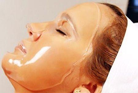 Домашні омолоджуючі косметичні процедури на желатиновій основі