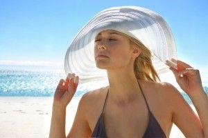 Домашні засоби для догляду за волоссям влітку