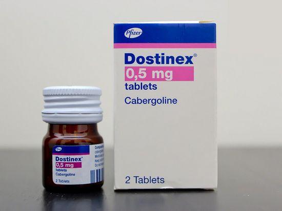 Достинекс: застосування, побічні ефекти. Відгуки про припинення лактації, достинекс при підвищеному пролактину