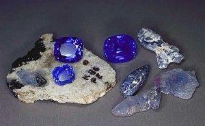 камінь сапфір фото властивості і значення