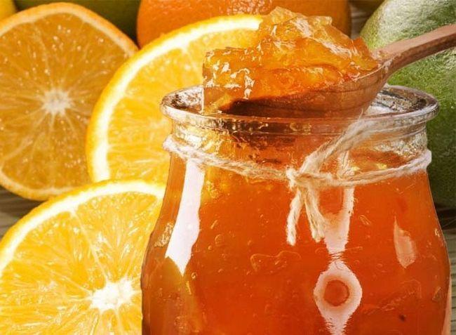 Апельсиновий джем в мультиварці