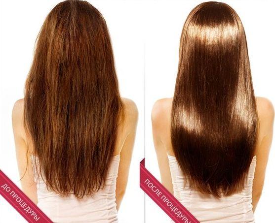 Esteticlub (естетіклуб) - процедура перетворення волосся