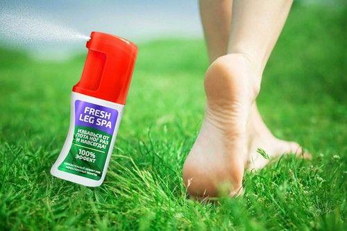 Fresh leg spa за свіжість і здоров`я ніг
