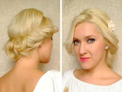 Грецькі зачіски на середні волосся (покроково)