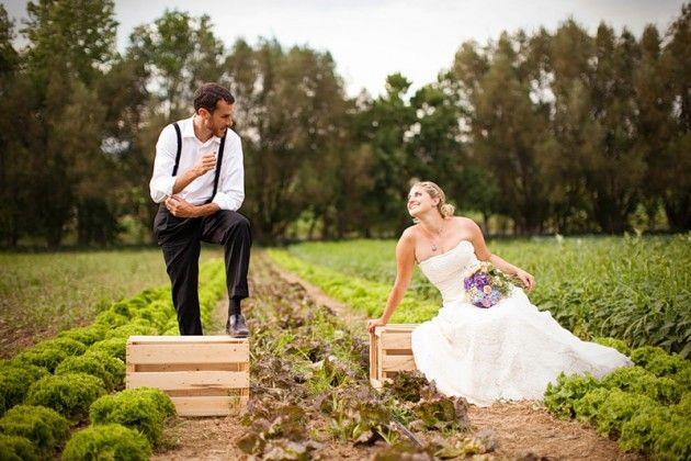 Ідеї   для весілля в стилі дня знайомства нареченого і нареченої