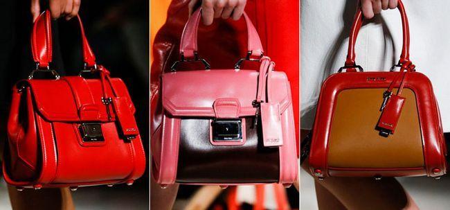 Італійські жіночі шкіряні сумки від Miu Miu 2017