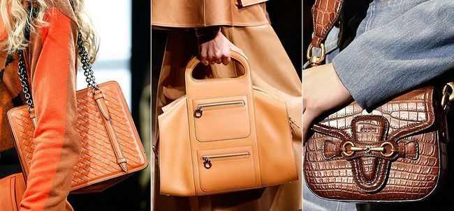 Італійські жіночі шкіряні сумки від світових брендів