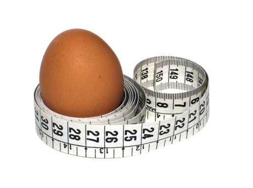 Яєчна дієта для схуднення