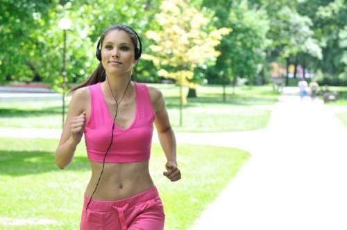 Ефективний біг для схуднення