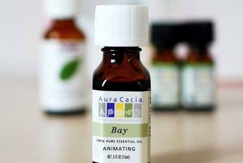 Ефірна олія бей для росту волосся і їх зміцнення