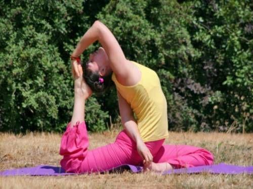 Йога - шлях до здоров`я і красу