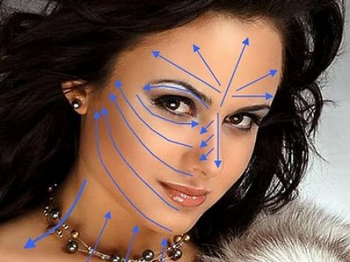Як робити вакуумний масаж обличчя