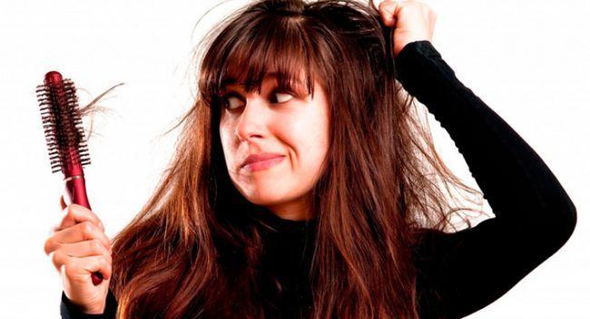 Як позбутися від дифузного випадіння волосся?