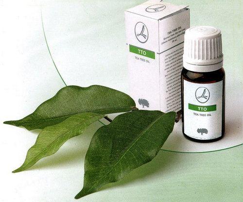 Як лікувати прищі на обличчі за допомогою олії чайного дерева?