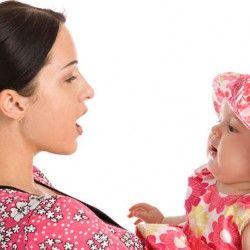 Як навчити дитину говорити - поради для батьків