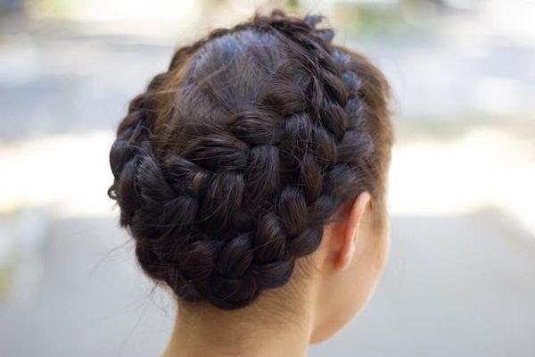 Як плести кошик з волосся? Плетіння кошики з волосся: варіанти зачіски і їх опис