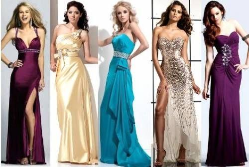 Як підібрати вечірнє плаття?