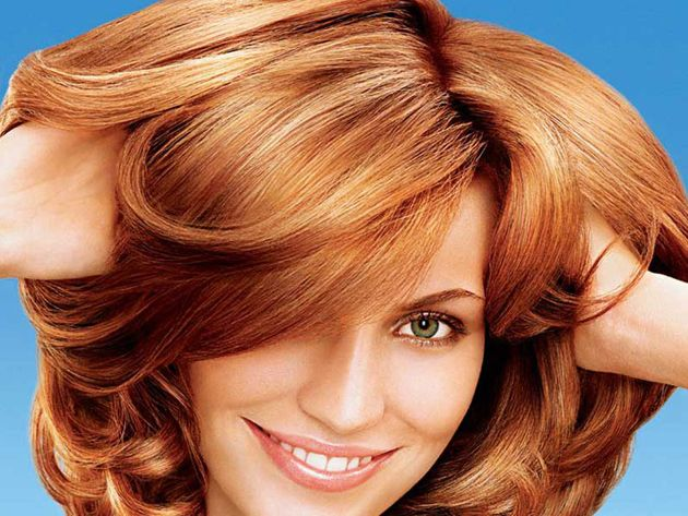 Як додати блиск волоссю