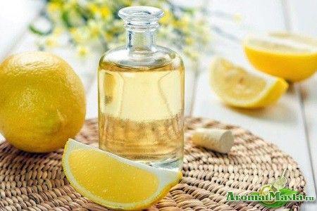 Як застосовують ефірну олію лимона для догляду за шкірою обличчя