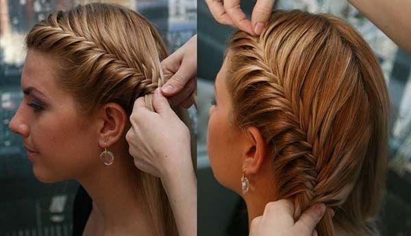 Як зробити красиву зачіску? Варіанти укладок на довгі і середні волосся