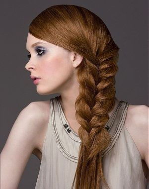 Про гарні густому волоссі мріє кожна дівчина
