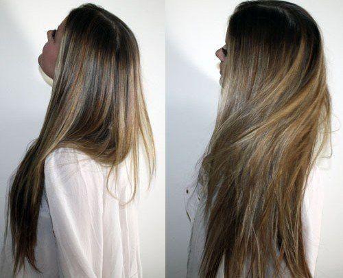 Волосся стали густіше і довше