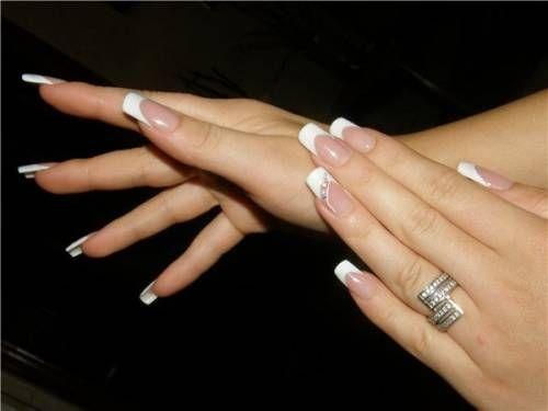 Як зняти нарощені нігті
