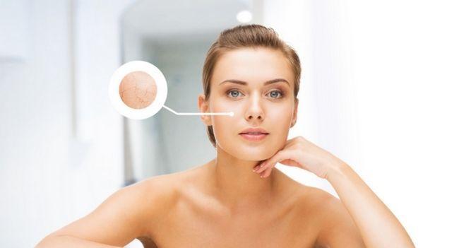 Як зволожити шкіру на обличчі?